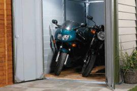construire abri moto