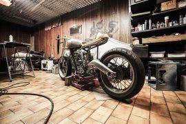 construire garage moto